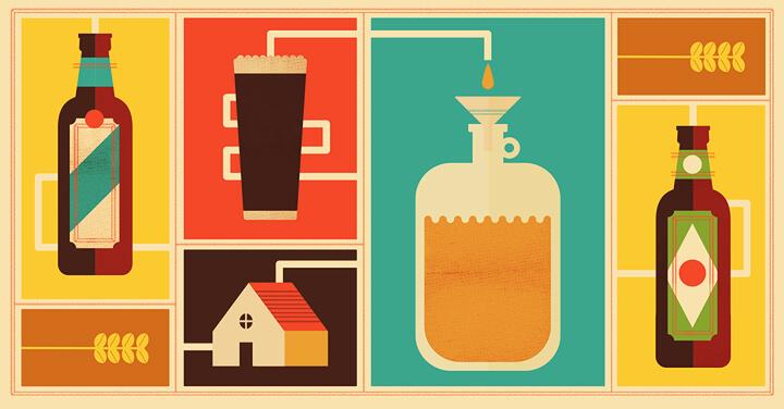Оборудование для домашнего пивоварения из солода. Разбор что и для чего нужно