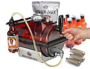 Мини пивоварня для дома купить в самаре самогонный аппарат термосфера с сухопарником