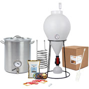 Фотография Домашняя пивоварня FastFerment All Grain Kettle Kit (30 л)